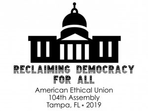 American Ethical Union » AEU 104th Assembly in Tampa