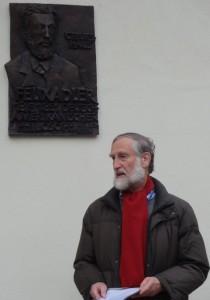 Gerhard&plaque